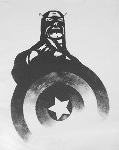 Herren - Jack Of All Trades - Captain America - T-Shirt