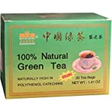Royal King 100% Natural Organic Green Tea (20 Tea Bags – 1.41 Oz Total) Review