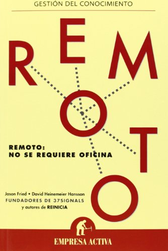 Remoto  [Jason Fried] (Tapa Blanda)