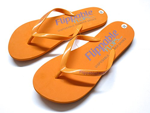 3-pakning Disponibel Flip Flops / Dusj Sko For Spa, Treningsstudio, Dorm, Country Club, Hotell, Basseng