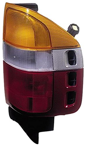 OE Replacement Honda Passport/Isuzu Amigo Passenger Side Taillight Assembly (Partslink Number IZ2801107) -