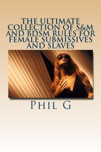 Rules bdsm slave Slave Girl