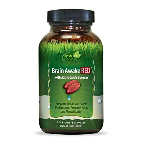 Irwin Naturals Brain Awake Count