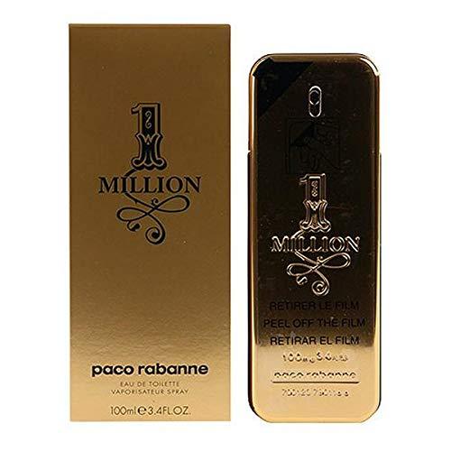 Paco Rabanne 1 Million Eau de Toilette Spray for Men