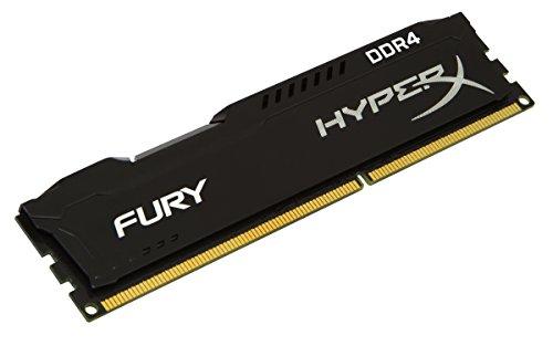 144 Pin Dimm (Kingston Technology HyperX Fury 16GB (1 x 16GB) DDR4 2133 MHz Desktop Memory DIMM (288-Pin) RAM HX421C14FB/16)
