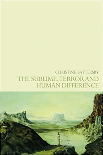 Forums de téléchargement d'ebooks gratuits The Sublime, Terror and Human Difference in French PDF DJVU by Christine Battersby