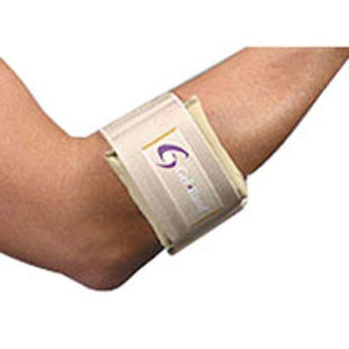 (Fla Orthopedics Gel Band Tennis Elbow Arm Band, Black 1 each by Bsn-Jobst)