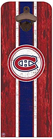 Montreal Canadiens Wall Mounted Opener