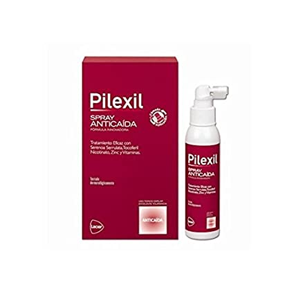 Pilexil Anticaída Spray, 120ml + Regalo Champú, 100ml