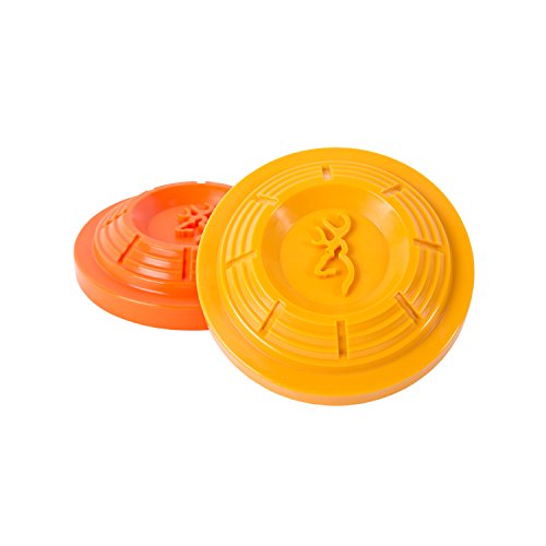 Browning Disc Thrower Fetch Toy Refills, 2 Pack