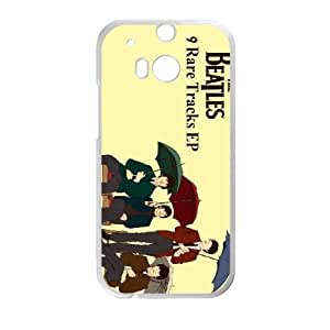 HTC One M8 Cell Phone Case White The Beatles as a gift P9153365