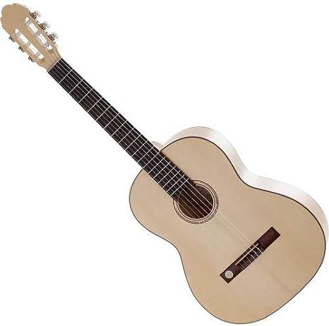 VGS Pro Natura Silver Series LeftHand | Guitarra de concierto ...