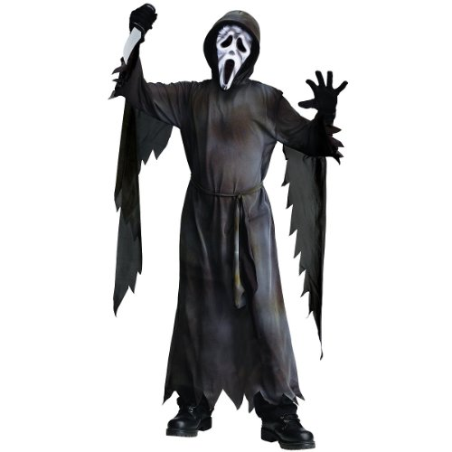 Mummy Ghost Face Child Costume - (Child Mummy Ghost Face Costumes)