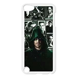 C-EUR Customized Print Green Arrow Pattern Hard Case for iPod Touch 5 by icecream design