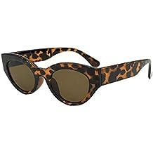 Siviki Retro Vintage Clout Goggles Unisex Sunglasses Rapper Oval Shades Grunge Glasses