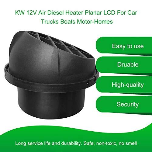Yukiko 3KW 12V Air Diesel Heater Planar LCD For Car Trucks Boats Motor-Homes
