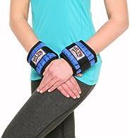 All Pro Weight Adjustable Wrist Weights, 4-Pound