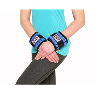 Well-Being-Matters 41j2jWoyqeL._SS300_ All Pro Weight Adjustable Wrist Weights, 4-Pound