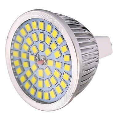 5PCS YWXLight? 7W GU10 48LED 2835SMD 600-700Lm Warm White Cool White Natural White Decorative LED Spotlight AC 85-265V , 85-265v