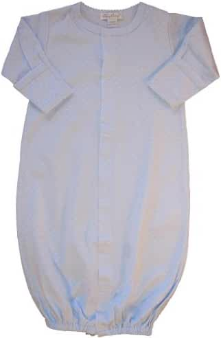 Kissy Kissy Unisex-baby Dots Convertible Gown