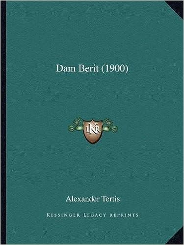 Dam Berit (1900)