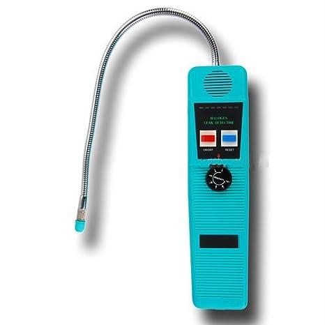 Grand Index fuga de Gas Detector hld-100 +, los confiable negativo corona halógenas Detector de fugas: Amazon.es: Bricolaje y herramientas