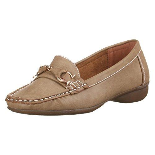 Ital-Design - Zapatos Mujer Marrón - marrón