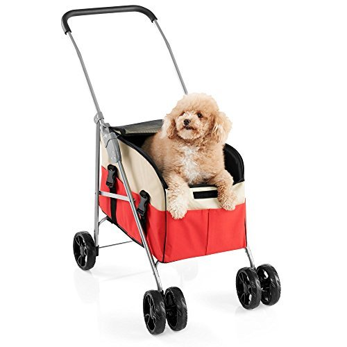3 In 1 Pet Stroller - 1