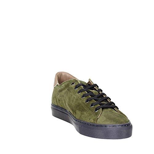 D.a.t.e. ACE-54I Niedrige Sneakers Herren Dunkel Grün