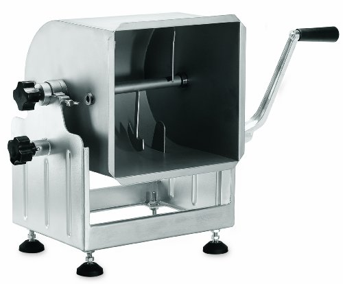LEM Products Stainless Steel Tilting Mixer (25-Pound) by LEM