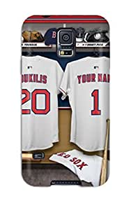 Ryan Knowlton Johnson's Shop Hot boston red sox MLB Sports & Colleges best Samsung Galaxy S5 cases