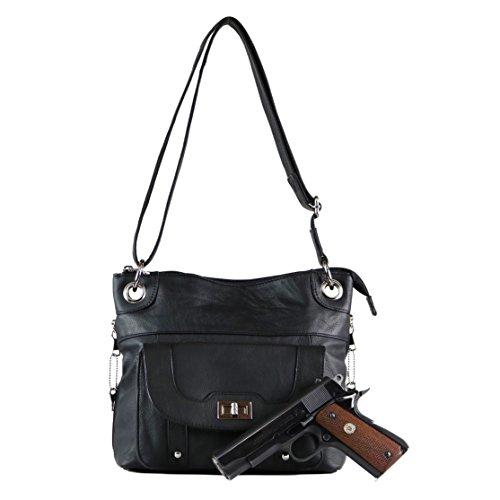 Fashion Twist Lock Flap - 9