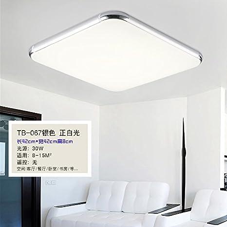 LED lámpara de techo para habitación simple y moderno salón ...