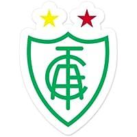 fan products of America FC Mineiro - MG - Brazil - Brasil Football Soccer Futbol - Car Sticker - 5