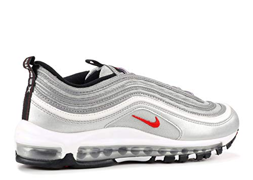 separation shoes 97beb 69e49 silver Qs Trainer Nike Silver
