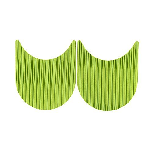 Swurfer SwurfGrip Traction Pads for Wooden Surf Swing, Green