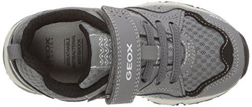 Geox J Bernie C, Zapatillas para Niños Gris (Greyc1006)