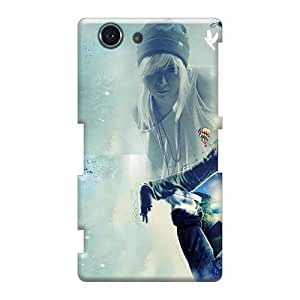 Best Cell-phone Hard Cover For Sony Xperia Z3 Mini (EWM19813fQQr) Custom Realistic How To Train Your Dragon 2 Pictures
