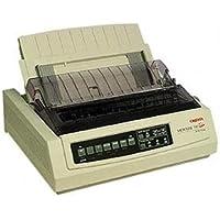 Oki Data - Oki Microline 391 Turbo Dot Matrix Printer - 24-Pin - 390 Cps Mono - 360 X 360 Dpi - Parallel, Usb Product Category: Printers/Dot Matrix Printers