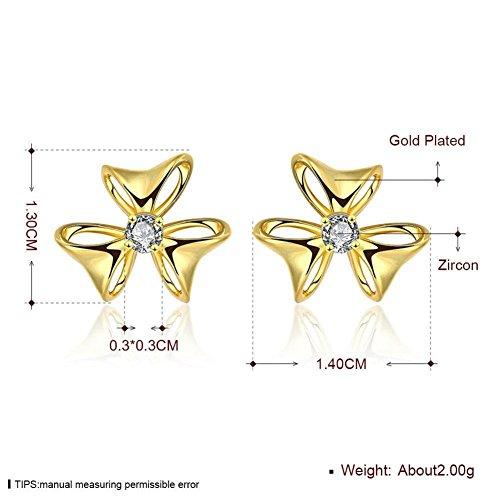 Japan Style Earrings Flower Lady Earrings Everyday Earrings