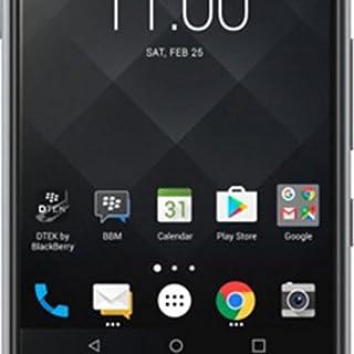 "BlackBerry KEYone 32GB BBB100-1 - 4.5"" Inch Factory Unlocked LTE Smartphone (Silver) - International Version - No Warranty in the US - GSM ONLY, NO CDMA"