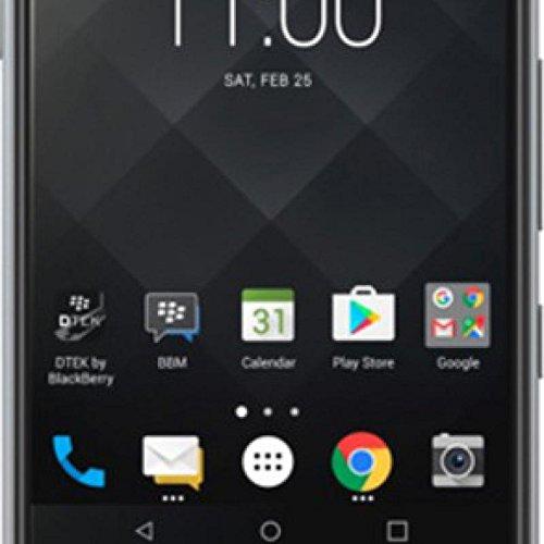 BlackBerry KEYone 32GB BBB100-1 – 4.5″ Inch Factory Unlocked LTE Smartphone (Silver) – International Version – No Warranty in the US – GSM ONLY, NO CDMA