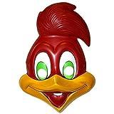 Woody Woodpecker PVC Child Mask