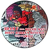 Adam F Feat Beenie Man / Dirty Harrys Revenge (Remix) (Picture Disc)