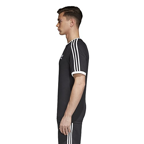 03cbb251 adidas Originals Men's 3-Stripes Tee at Amazon Men's Clothing store: