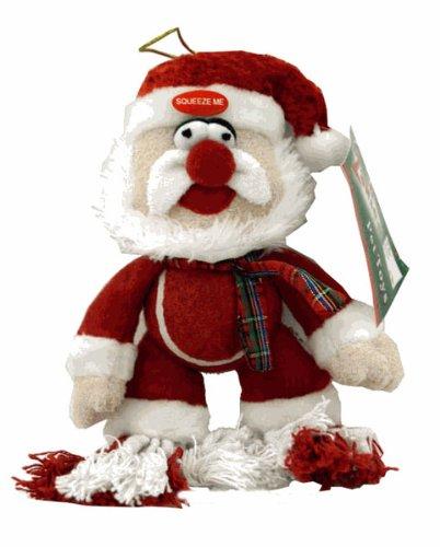 Tennis Belly Friend Santa, My Pet Supplies