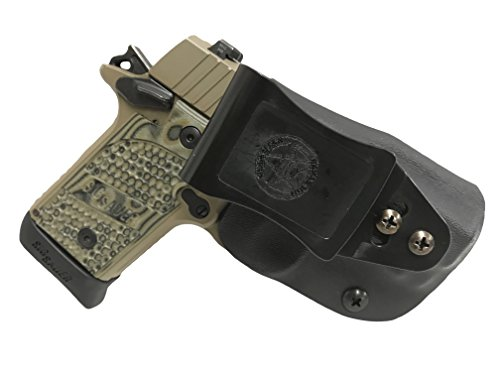 Gold Star The Original Opti-Carry Holster for Sig P320 Subcompact With Rail - Rail Crossover