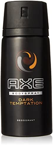 AXE Body Spray for Men, Dark Temptation (4 oz, (Pack of 12), Dark Temptation)