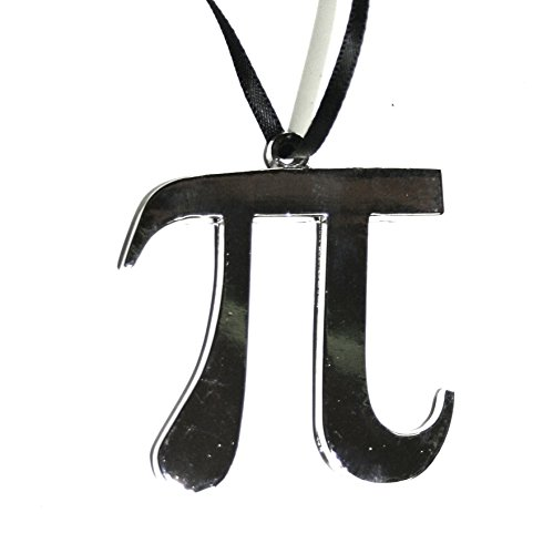 Pi Symbol ornament