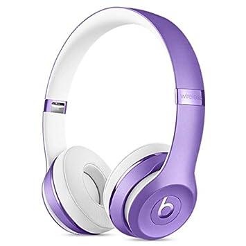 En la oreja los auriculares inalámbricos Beats Púrpura: Amazon.es: Electrónica